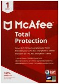 McAfee Total Protection 1 Device 2021, Code in a Box