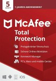 McAfee Total Protection 5 Device 2021, Code in a Box
