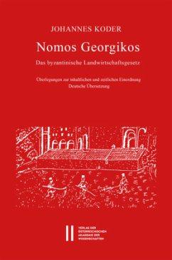 Nomos Georgikos - Koder, Johannes