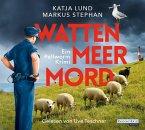 Wattenmeermord, 5 Audio-CD