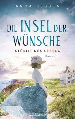 Stürme des Lebens / Die Insel der Wünsche Bd.1