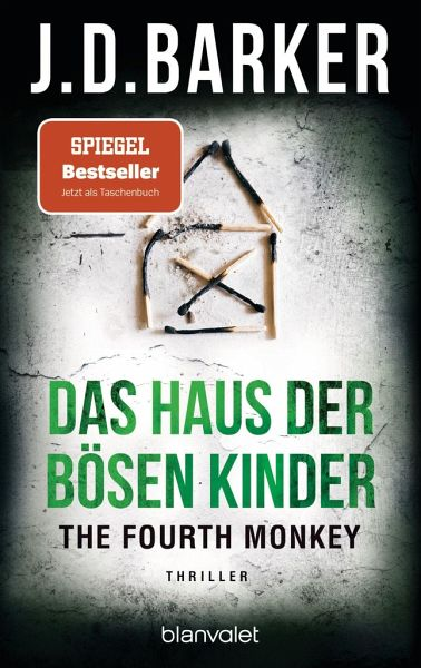 Buch-Reihe The Fourth Monkey