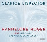 Hannelore Hoger liest Lispector, 2 Audio-CD