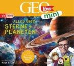 Alles über Sterne und Planeten / GEOlino mini Bd.4 (1 Audio-CD)