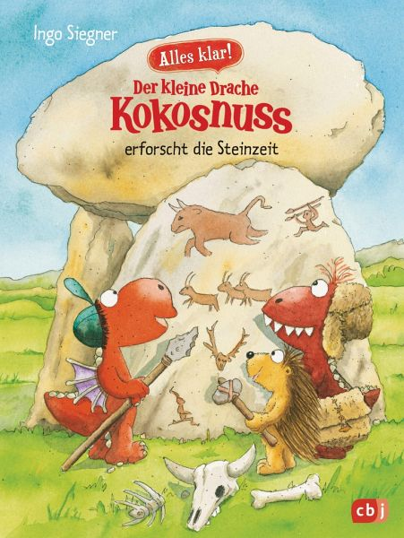 Der kleine Drache Kokosnuss erforscht die Steinzeit / Der kleine Drache Kokosnuss - Alles klar! Bd.7