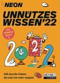 NEON - Unnützes Wissen 2022 Abreißkalender