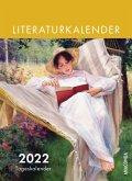 Der Anaconda Literatur-Kalender 2022 - Tageskalender