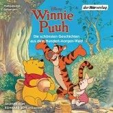 Winnie Puuh - Die schönsten Geschichten aus dem Hundert-Morgen-Wald, 1 Audio-CD
