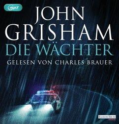Die Wächter, 2 Audio-CD, 2 MP3 - Grisham, John