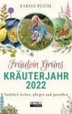 Fräulein Grüns Kräuterjahr 2022