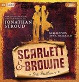 Die Outlaws / Scarlett & Browne Bd.1 (2 MP3-CDs)