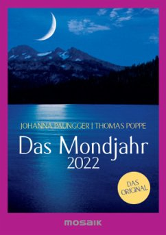 Das Mondjahr 2022 - Paungger, Johanna;Poppe, Thomas