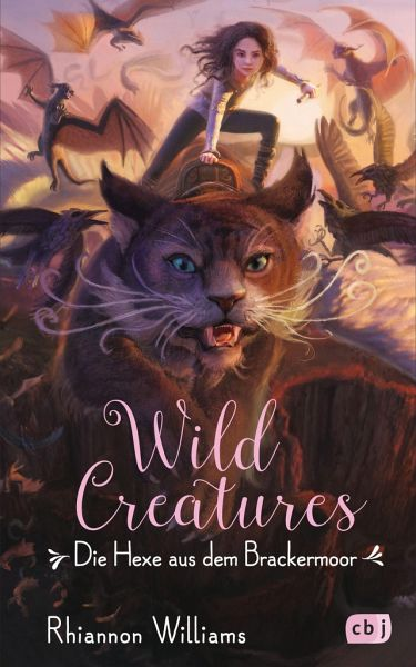Buch-Reihe Wild Creatures