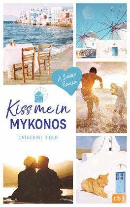 Buch-Reihe Kiss me