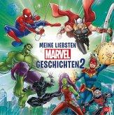 Meine liebsten Marvel-Geschichten 2 / Marvel zum Vorlesen Bd.4