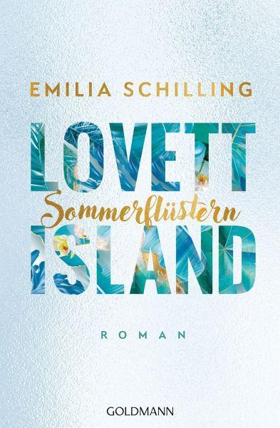 Buch-Reihe Lovett Island