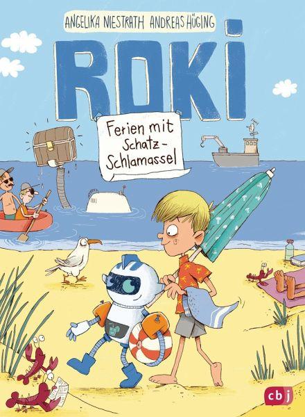 Buch-Reihe ROKI