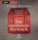 Der emotionale Rucksack, 1 MP3-CD
