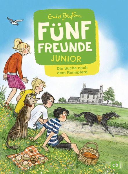 Fünf Freunde JUNIOR - Die Suche nach dem Rennpferd
