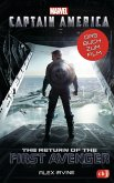 Marvel Captain America - The Return of the First Avenger / Marvel Filmbuch Bd.8