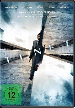 Tenet (DVD) - John David Washington,Robert...