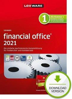 Lexware financial office 2021 - Jahresversion (365 Tage) (Download für Windows)