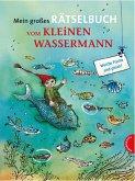 Mein großes Rätselbuch vom kleinen Wassermann