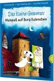Das kleine Gespenst. Malspaß auf Burg Eulenstein (Ausmalen, weitermalen, selber malen)
