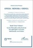 Opera Minora Omnia