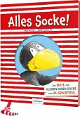 Der kleine Rabe Socke: Alles Socke! Das Beste vom kleinen Raben Socke zum 25. Geburtstag