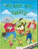 Affe, Biber und die Katz' - das Tier-Orchester macht Rabatz!
