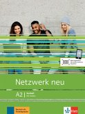 Netzwerk neu A2. Testheft mit Audios