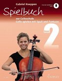 Celloschule Band 2. Spielbuch