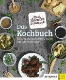 Dreiländerschmeck - Das Kochbuch (eBook, PDF)