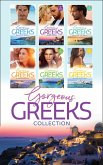 Gorgeous Greeks Collection (eBook, ePUB)