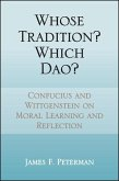 Whose Tradition? Which Dao? (eBook, ePUB)
