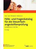 Fälle- und Fragenkatalog für die Steuerfachangestelltenprüfung (eBook, PDF)