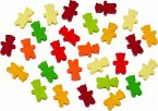 HABA 305763 - Biofino, Gummibärchen, 27 Stück, Zubehör für Kinderküche und Kaufladen