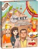 HABA The Key Sabotage im Lucky Lama Land (Spiel)