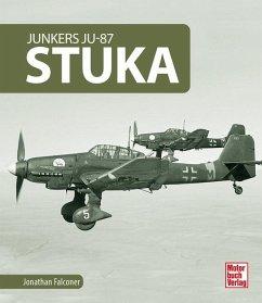 Junkers Ju-87 Stuka - Falconer, Jonathan