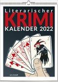 Literarischer Krimi-Kalender 2022