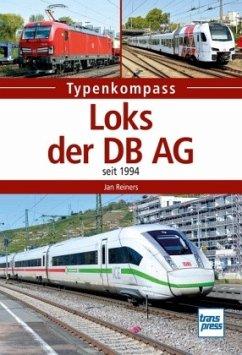 Loks der DB AG - Reiners, Jan