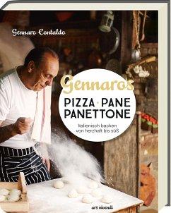 Gennaros Pizza, Pane, Panettone - Contaldo, Gennaro