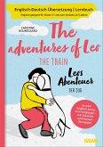 Leos Abenteuer - der Zug   The adventures of Leo - the train