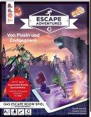 Escape Adventures AR - Augmented Reality. Von Pixeln und Endgegnern