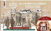 24 DAYS ESCAPE 3D-Adventskalender - Sherlock Holmes und das Anwesen Moriarty