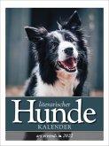 Literarischer Hundekalender 2022