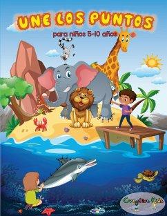Une Los Puntos: 50 Imágenes Ocultas Para Colorear Del Mágico Mundo Animal. Unir Numero Para Niños 5-10 Años. - Creativos, Niños