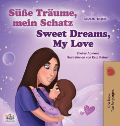 Sweet Dreams, My Love (German English Bilingual Children's Book)