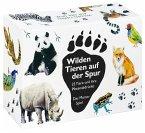 Wilden Tieren auf der Spur (Kinderspiel)